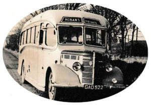 Hobans history of private transport cumbria bus coach oval